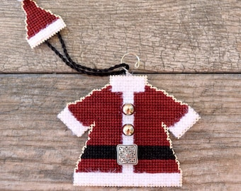 North Pole Couture Collection Cross Stitch : Santa Jacket