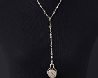 Time Keeper Necklace