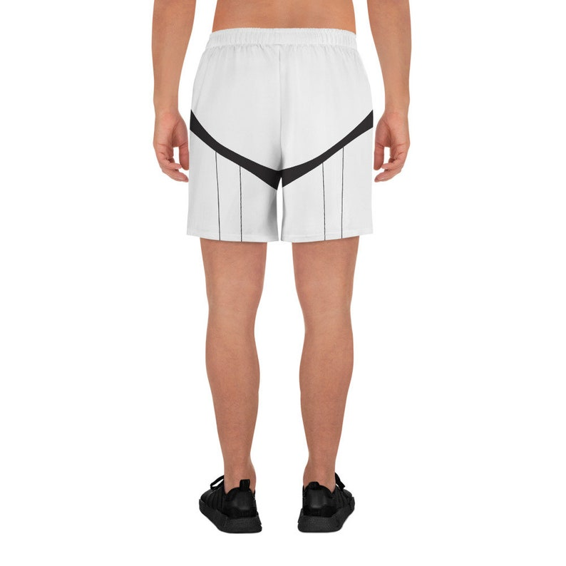 Dark Side Guard Costume Running Costume Men/'s Athletic Long Shorts
