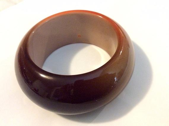 Philippe Ferrandis Bracelet - Brown Vintage Ombré