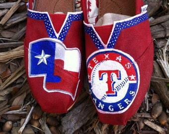 Texas Rangers Shoes