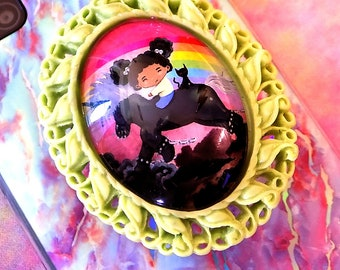 Rainbow Unicorn Stand Accessory