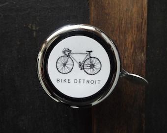 Bike Detroit Bicycle Bell