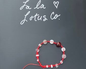 Passion bracelet