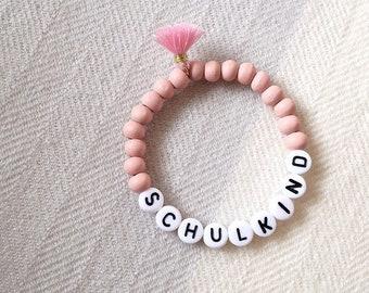Einschulung Schulkind Armband Kinderarmband
