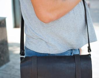 Leather messenger leather camera bag messenger bag men camera bag laptop bag black messenger leather bag mens leather bag