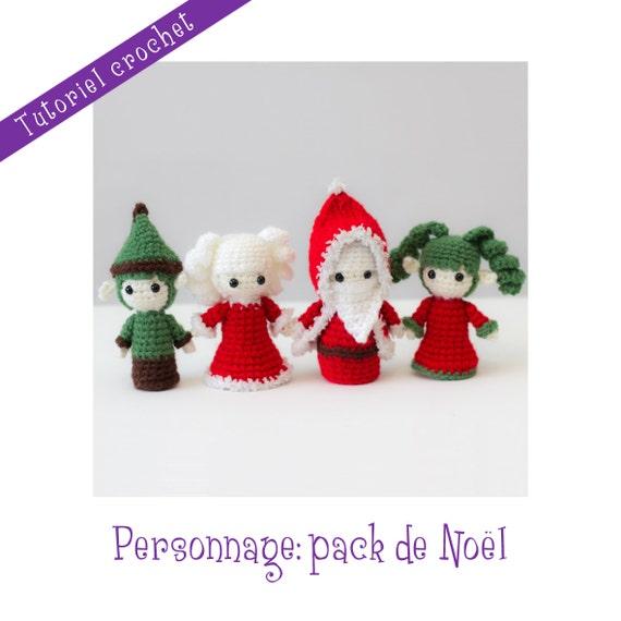 Small reindeer amigurumi pattern en 2020 | Noël crochet, Crochet ... | 570x570