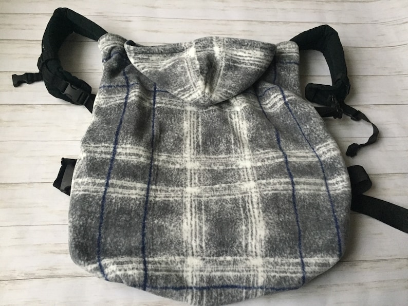 b0620639f49 Fleece Carrier Cover   Blanket Cover for Baby Carriers   Car