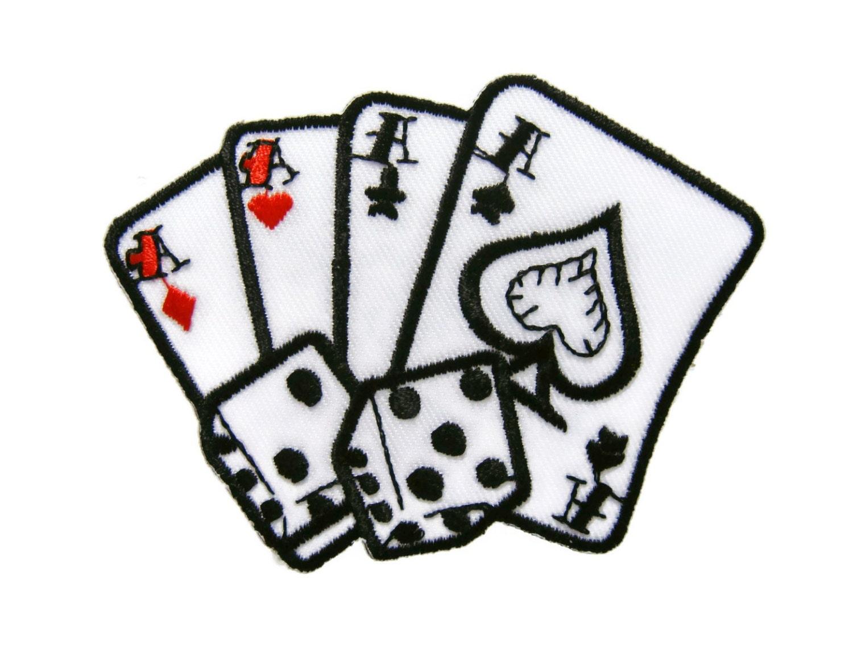 Ass Spielkarten