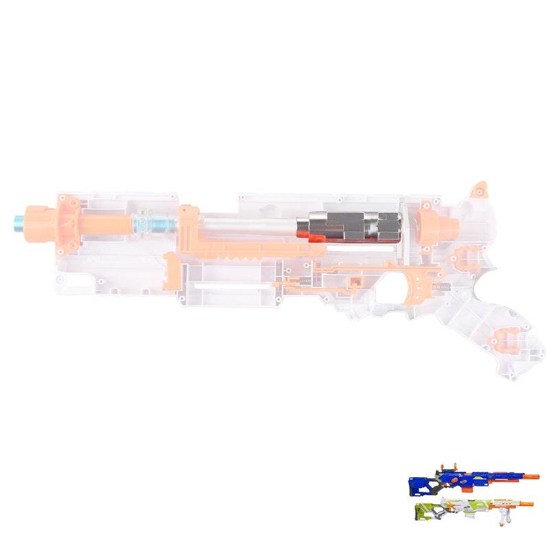 Worker Mod Universal Aluminium Tube for Nerf Longstrike CS-6Modulus Longstrike Toy