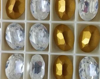4120 14x10 Oval Swarovski Crystals (4)
