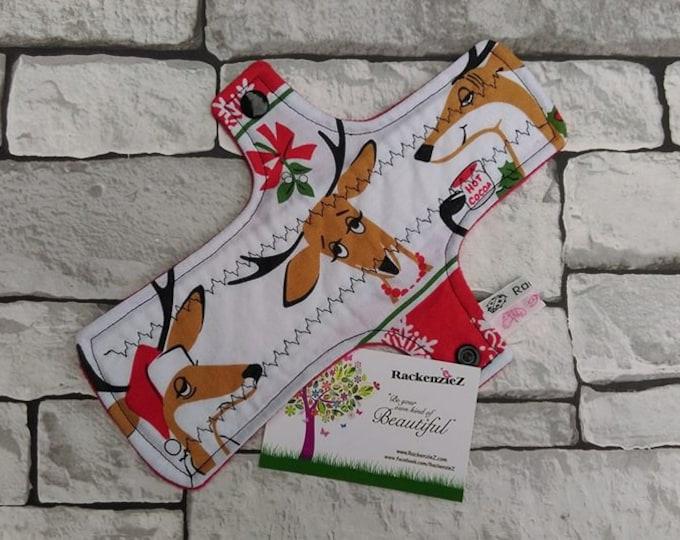 "9"" Medium Reindeer CSP (Cloth Sanitary Pad)"
