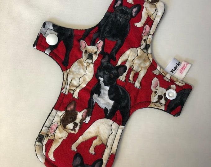 8 inch Medium Dogs Bulldogs CSP (cloth sanitary pad)