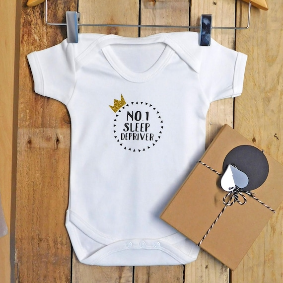 Funny Embroidered Personalised Vest Baby Shower Gift I love my uncle