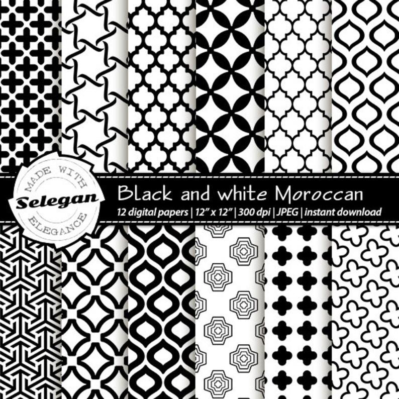 Motif Toile Noir Fond Eid Numérique De Marocain Islamique Scrapbook Ramadan Et Orient Papier Moyen Blanc Nn0v8Oymw