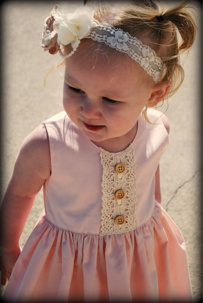 017c187f4 Baby girl dresses Girl dress Easter dress little girl | Etsy