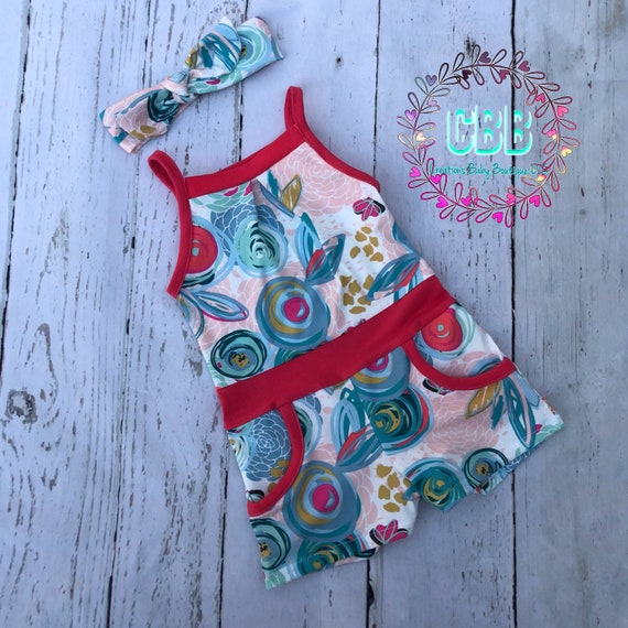 f67b72c5c Baby girl rompers girl rompers girl summer outfit sizes