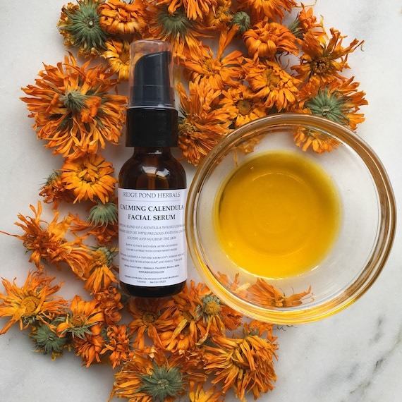 Calming Calendula Facial Serum