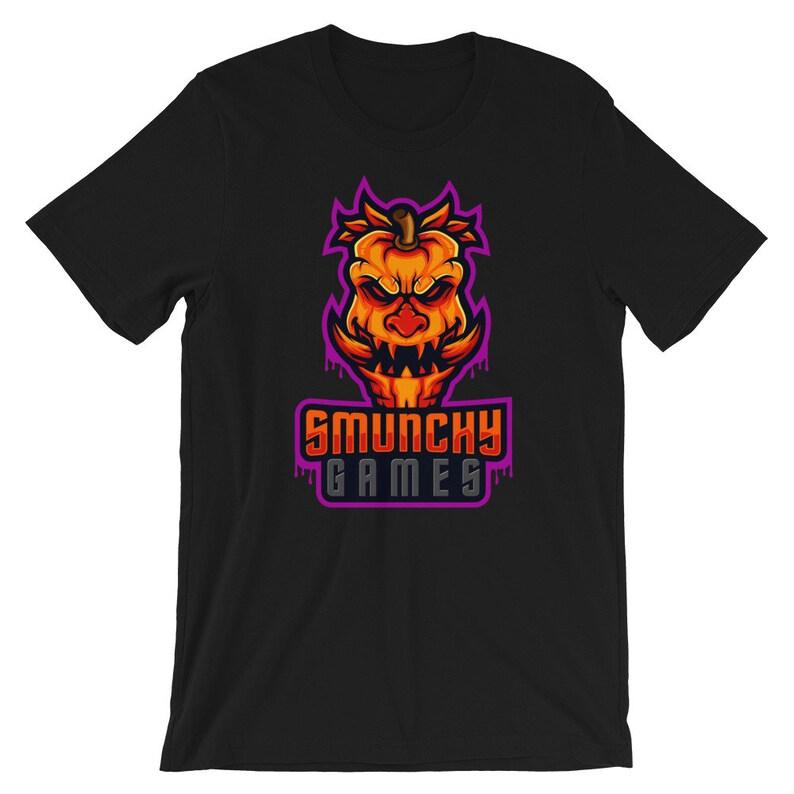 Smunchy Games Halloween t-shirt image 0
