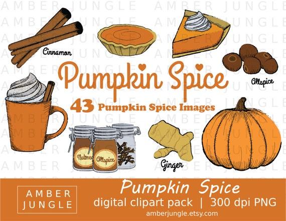 Fall planner stickers Kawaii pumpkin spice Cute Autumn kawaii planner stickers