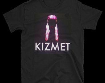 Pink KizMet Logo T-shirt