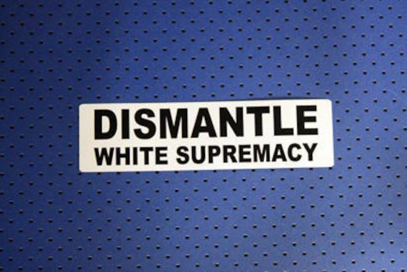 Sticker Supremacy Decal