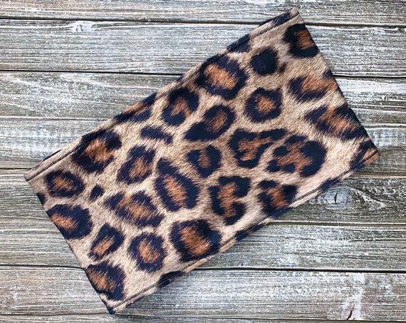 Bandeau Bikini Top | Leopard