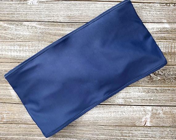 Bandeau Bikini Top | Dusty Blue