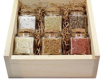 Culinary Salt Gift Box