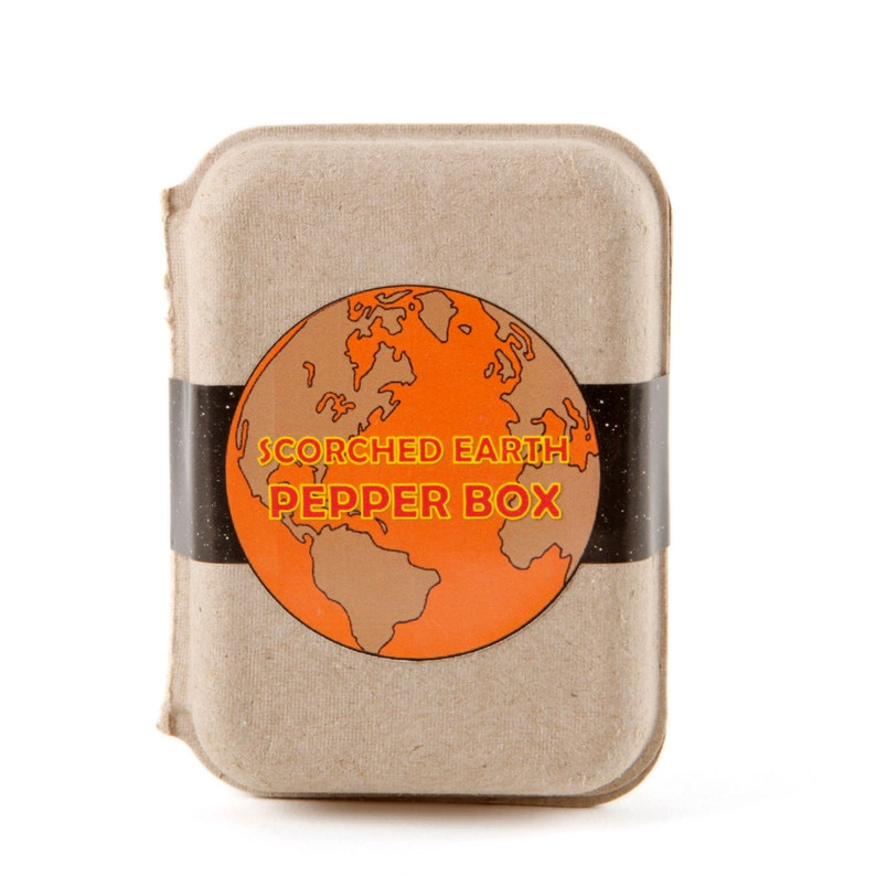Scorched Earth Pepper Box image 0