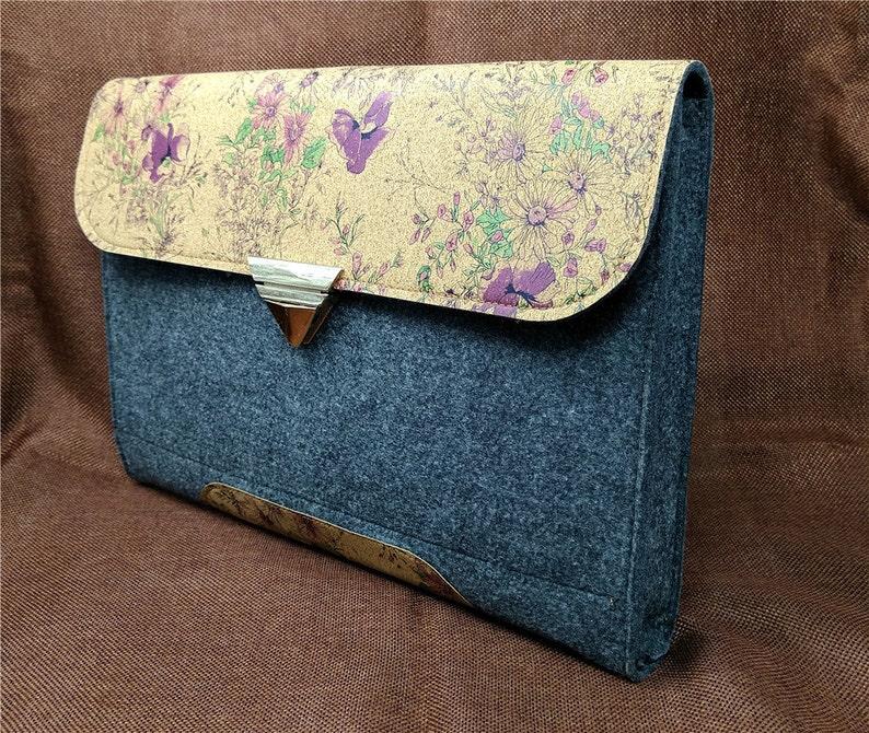 dell xps sleeve,Felt laptop bag Dell laptop sleeve Dell xps 15 case,Dell laptop case,Gift for her,gift,B6D25 13 inch laptop case