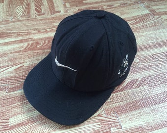 vintage 80s nike golf Walt Disney mickey mouse golfer cap hat made in USA  excellent condition 2cb8718c533