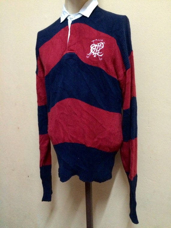 Vintage Polo RALPH LAUREN Knit Sweater