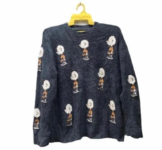 Gelato Pique x Peanut Snoopy Fleece Sweatshirt