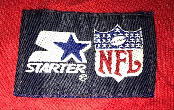 80s Vintage Forty Niners 49ers Team NFL T-shirt Adult Large  82652f1b5