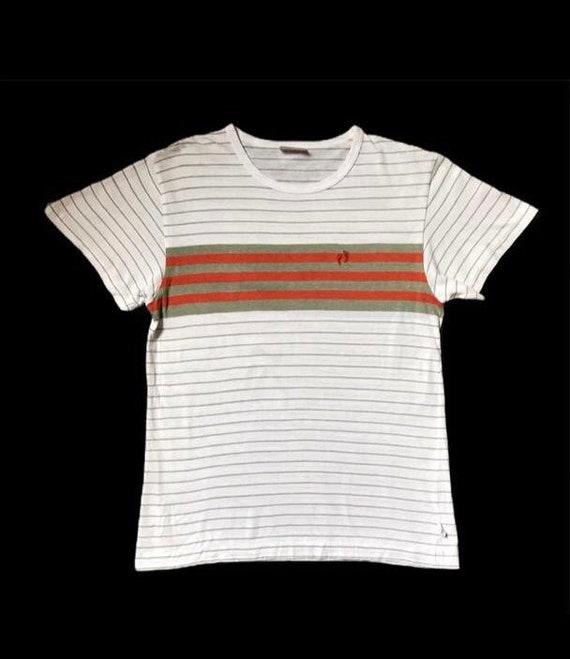 Vintage 70s 80s Hang Ten Stripes Tshirt