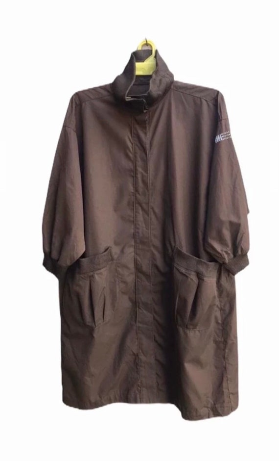 Vintage Issey Miyake Trench Coat Jacket Made In Ja