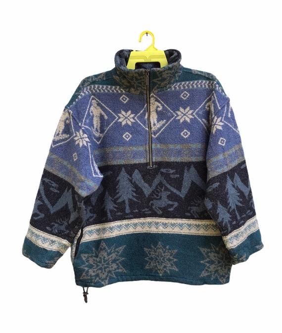 Vintage LL Bean Wool Jacket