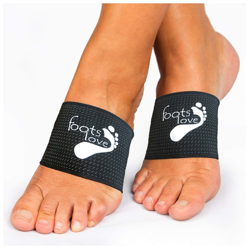 2e7049a95f Foots Love. Plantar Fasciitis Arch Support Compression | Etsy