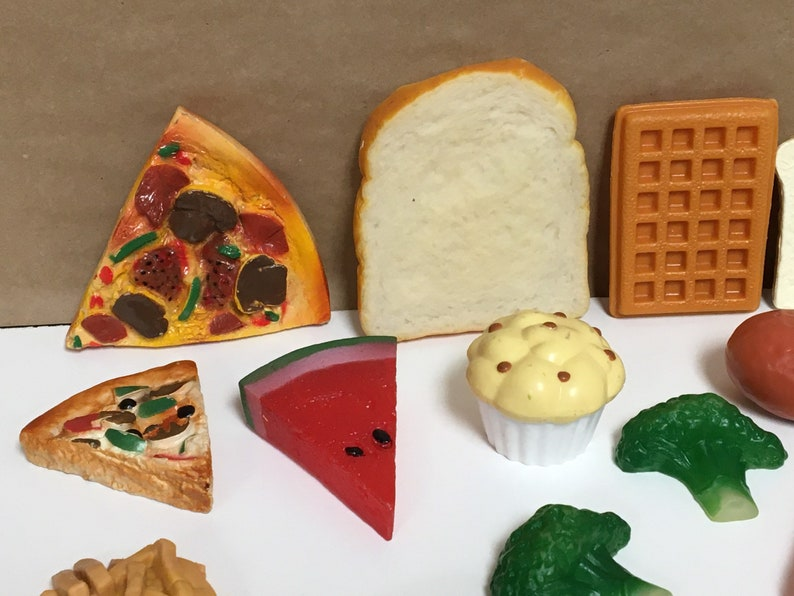 Fruit bread bags DIN A4 vegetable