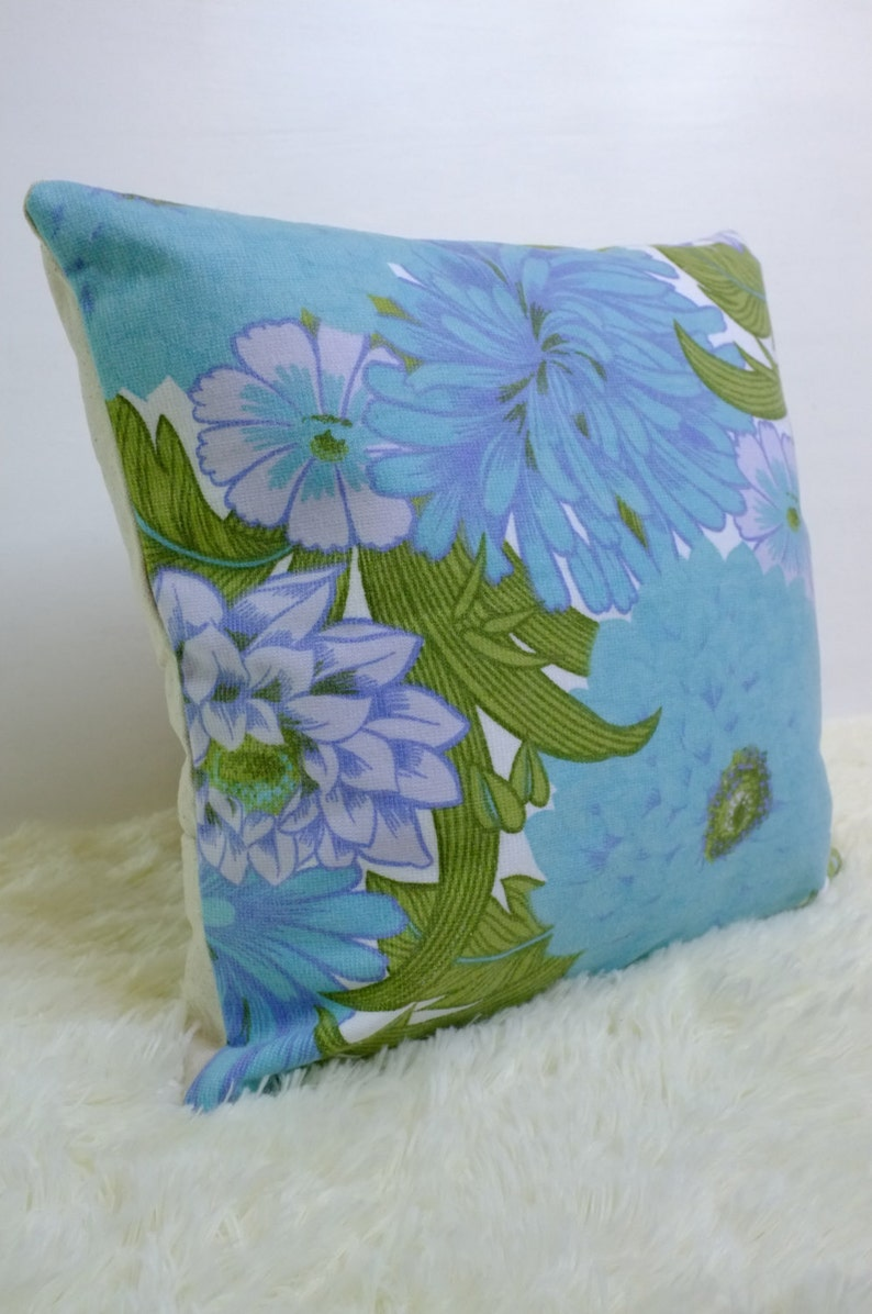 Vintage Fabric Cushion Cover image 0