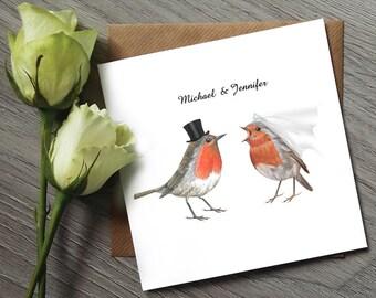 Robin   Hochzeits Einladungen   Weihnachten Themed Hochzeit   Vogel  Hochzeitseinladungen   Hochzeit Einladung   Hochzeit Lädt   Weihnachten  Robin