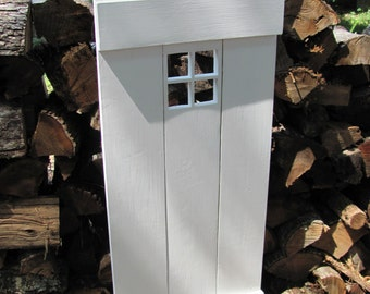 Mission Style Exterior Shutter-Pine