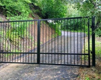 Driveway gate | Etsy