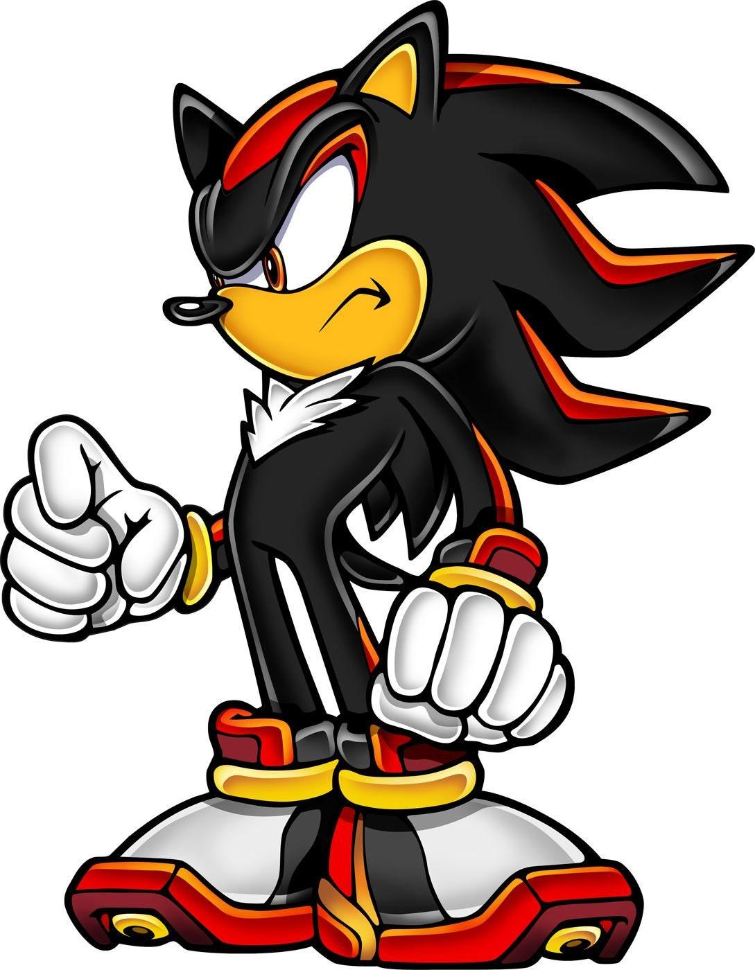 Shadow The Hedgehog Sonic The Hedgehog Heat Transfer Iron On For Light Fabric 2