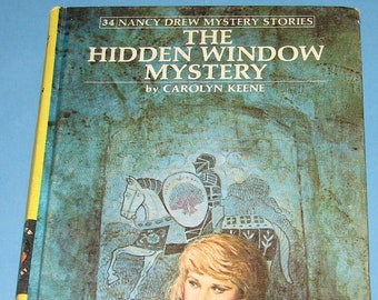Nancy Drew #34 The Hidden Window Mystery PC