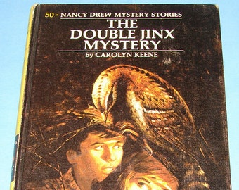 Nancy Drew #50 The Double Jinx Mystery