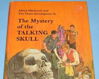 Three Investigators #11 Mystery of the Talking Skull HB