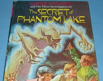 Three Investigators #19 The Secret of Phantom Lake HB