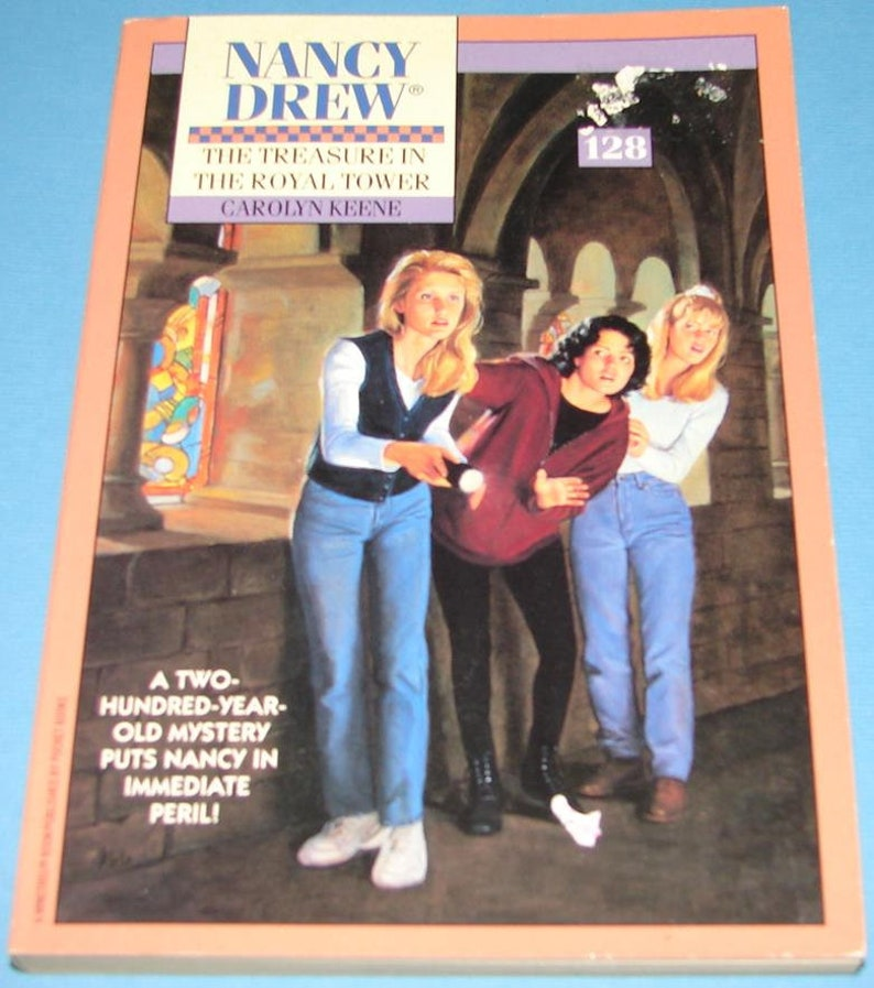 The Treasure in the Royal Tower (Nancy Drew Book 128)